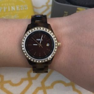 Fossil Accessories - New Fossil Women's watch
